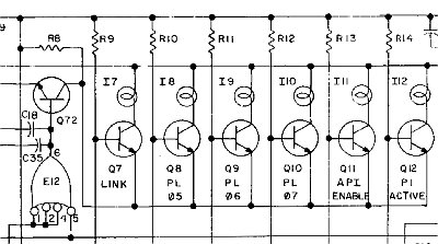 indicator mux node schematic
